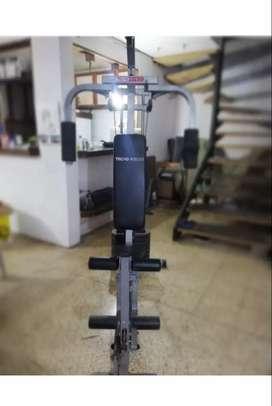 Maquina para ejercicios multifuncion