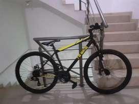 Vendo bici montañera como nueva