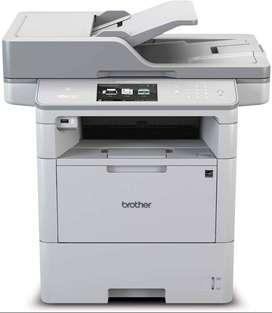 Impresora Brother Multifun. Mfc-l6900dw Laser Monocrom, Wifi