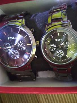 Relojes en pareja hombre- mujer