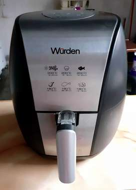 Freidora de aire Air fryer eléctrica Wurden 3 litros 1500w