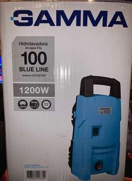 Hidrolavadora Gamma 100 Blue Line Nueva
