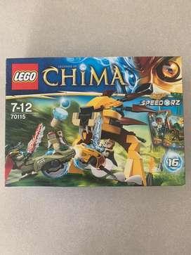 LEGO CHIMA 70115 - 100% ORIGINAL Y COMPLETAMENTE NUEVO