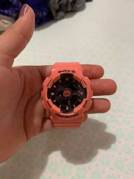 Reloj Casio G shock para mujer / Baby G ORIGINAL