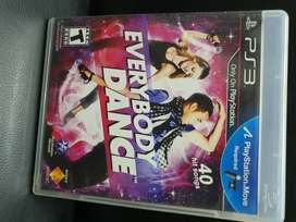 Every body dance - ps3