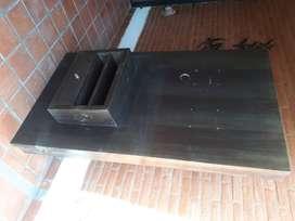 Mueble Soporte para televisión con cajon