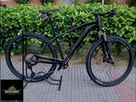 Bicicleta Optimus Tucana 12 Velocidades Shimano Monoplato, Rin 29 modelo 2021.