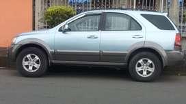 Kia Sorento 4x4 Diesel Año 2006 Full