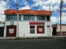 Venta de Local Comercial (centro Ibarra)