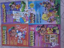 lote de 3 revistas antejitos