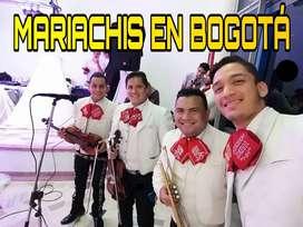 Mariachis en Bogotá cumpleaños