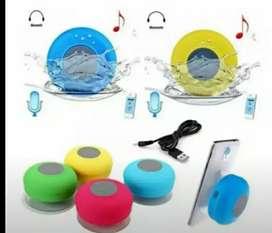 Bafle altavoz parlante reproductor de audio misica de para baño ducha impermeable resistente al agua con bluetooth