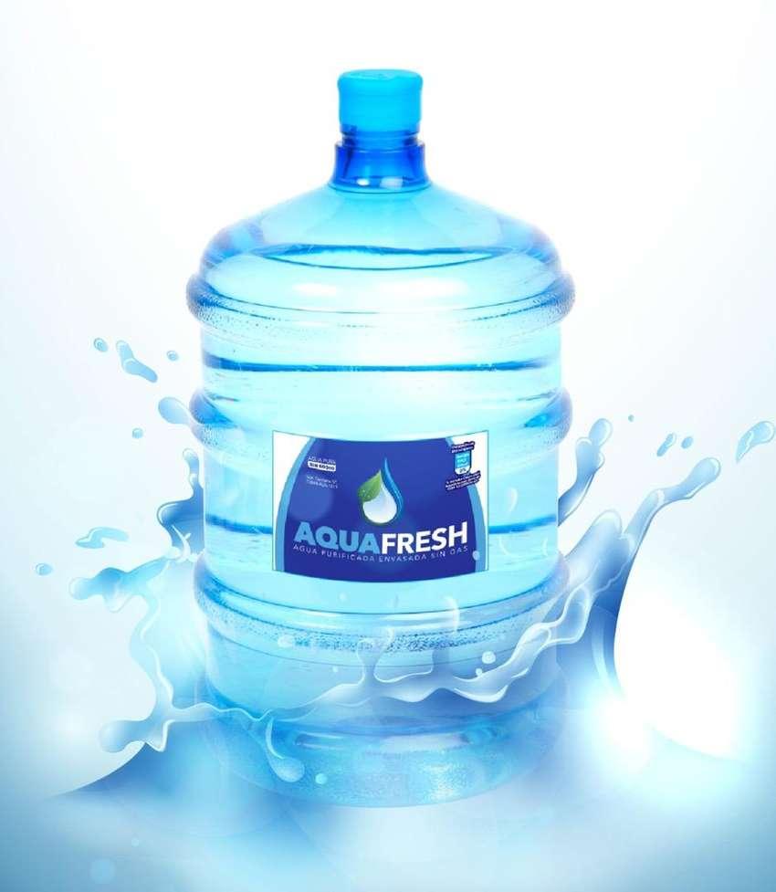 Agua Purificada 0