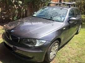 BMW 120i HATCHBACK 2008