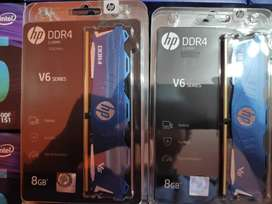 MEMORIA DDR4 HP V6 3000 MHZ 8GB SELLADA