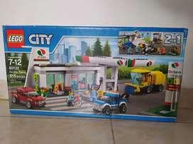 Legos  Sets city