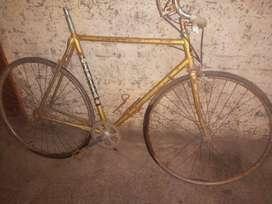 Bici de carrera cuadro italiano