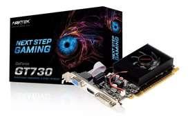 Targeta Gráfica Nvidia Arktek GT730 DDR3 4GB