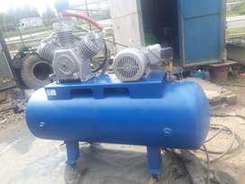 Compresor De Aire Industrial Trifásico