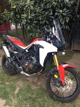 Honda crf1000 Africa Twin DCT
