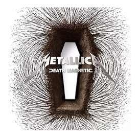 Rock CD Metallica - Death Magnetic