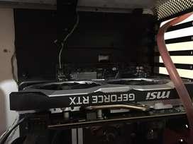 Tarjeta Grafica MSI RTX 2060 OC