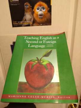 Teaching English as a 2nd or foreign language by Celce Murcia.