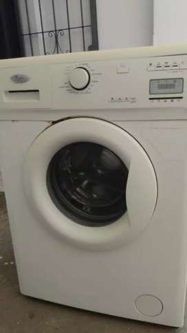 Vendo lavarropas Whirlpool