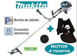 DESMALEZADORA MAKITA MOTOR 4 TIEMPOS 33,5 CC EBH340U CON PUESTA EN MARCHA