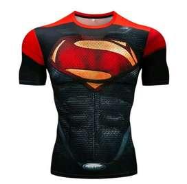 Camisetas Superhéroes 3d