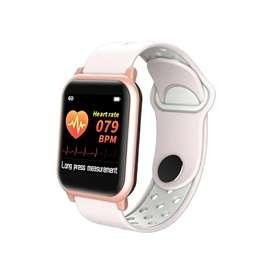Smartwatch KY11 Rosado