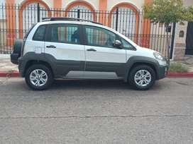 Fiat Aventure 1.6 Locker 16 V 2014 con GNC