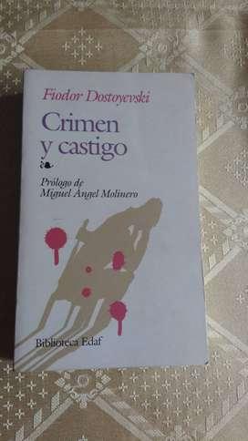 Crimen y Castigo. Fiodor Dostoyevski