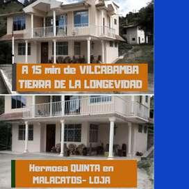 Quinta de Oportunidad, TIERRA DE LA LONGEVIDAD a 15 mil VILCABAMBA (Malacatos- Loja)
