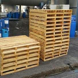 $ 20.000 pallets de Madera de segunda 1.12 x 1.122