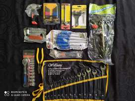 Kit de herramientas para taller