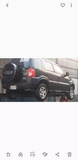 camioneta ford ecoesport en comas