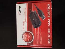 Convierte tu disco IDE/ SATA en disco externo USB