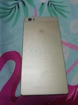 Vendo Huawei P8 Lite Como Nuevo Barato