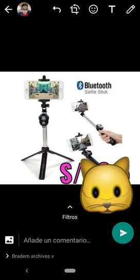 Tripode selfi para celular