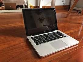 Mac Book Pro Mid 2012