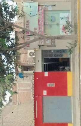 Se alquila terreno para entidades financieras o negocio grande frente al parque infantil-Lambayeque