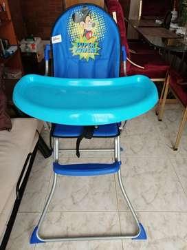 Vendo silla comedor infantil