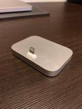 Base cargador Iphone