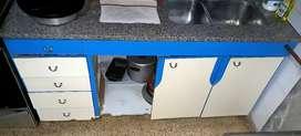 Vendo dos muebles bajo mesada a reparar, se van los dos juntos por $7000un regalo!!!