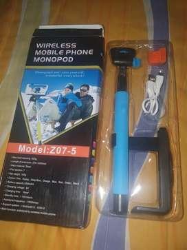 Se vende monopod para celulares
