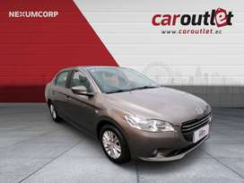 PEUGEOT 301 ALLURE BVM AC 1.6 4P 4X2 TM AUTO NEXUMCORP CAR OUTLET