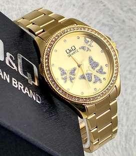 Relojes femeninos 1705 Q&Q envio gratis