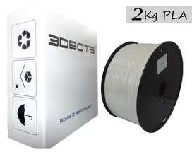 2kg Filamento Pla Premium Impresión 3d Impresoras 3d