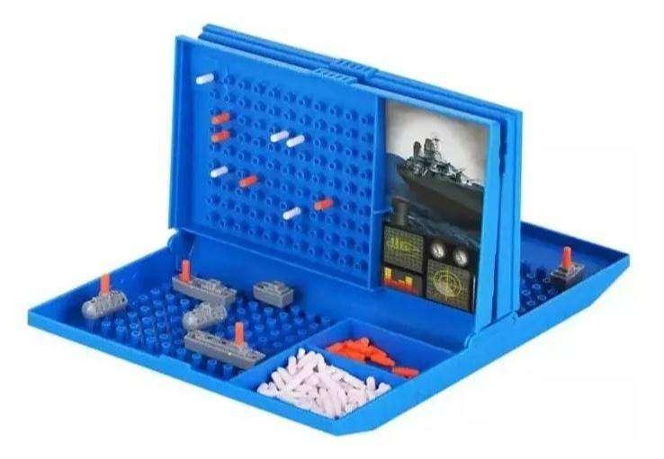 Juego De Mesa Estrategia Astucia Batalla Naval Barcos